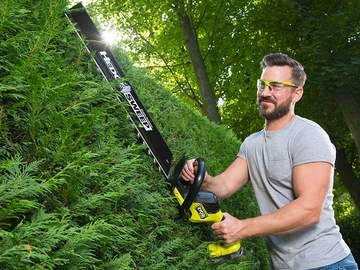 taille-haie Brushless 18V ONE+ HP RY18HTX60A Ryobi
